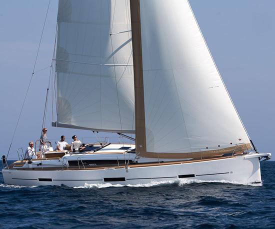 Sailing boats charter