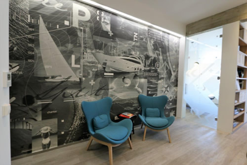 Worldwide Yacht Charter office